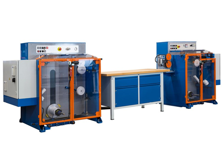 Unsere Anlagen für die Draht- und Kabelverarbeitung